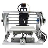 DIY CNC Router Kit, 24x17cm, Mini Milling