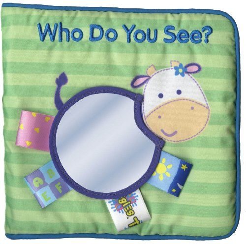 - My First Taggies Book: Who Do You See?