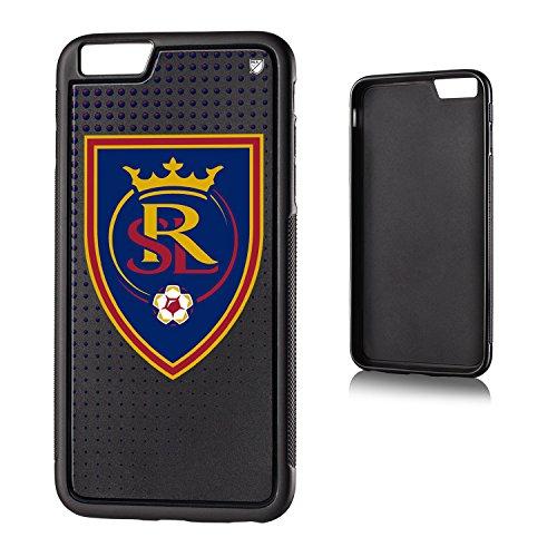 Keyscaper MLS Real Salt Lake Dots Bump Case for iPhone 6 Plus, Black by Keyscaper
