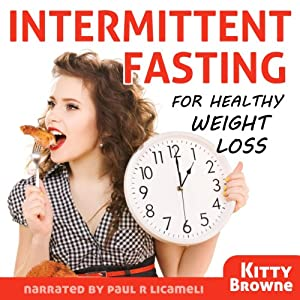 Intermittent Fasting for Healthy Weight Loss Audiobook
