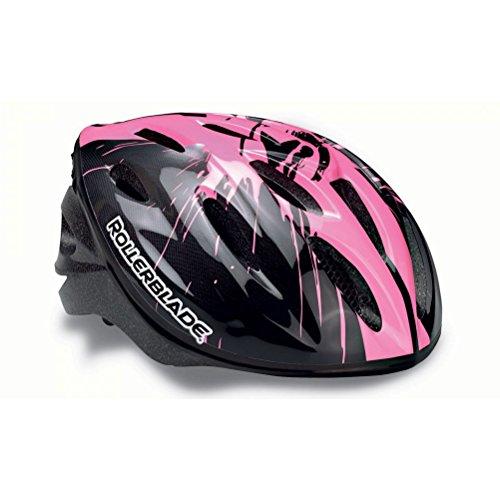 Rollerblade Junior Workout Helmet, Kids, Black and Pink