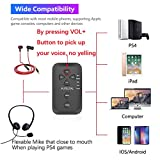 Voice Changer Disguiser Device for PS4, Xbox