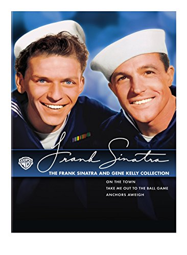 Warner Home Video The Frank Sinatra and Gene Kelly Collection (On the image