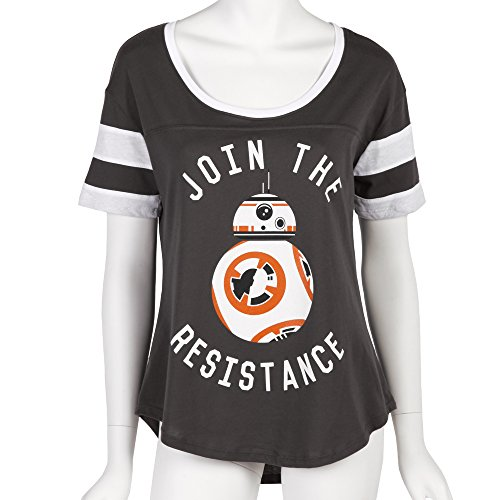 Star Wars Force Awakens Join the Resistance BB-8 T-Shirt