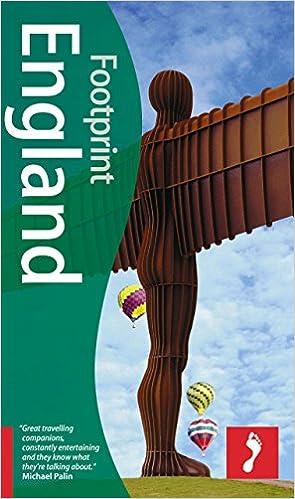 Book England, 2nd (Footprint - Travel Guides)