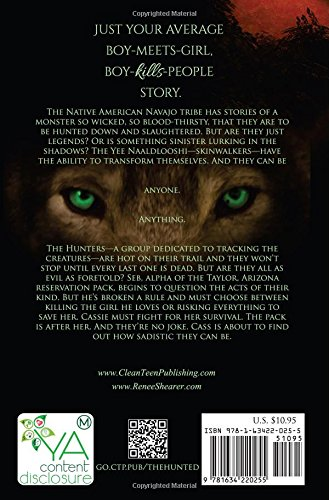 Amazon The Hunted The Abandoned Series 9781634220255 Cj