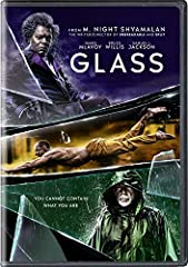 M. Night Shyamalan brings together two of his standout original films—Unbreakable and Split— in this explosive comic book thriller. Elijah Price, also known as Mr. Glass (Samuel L. Jackson), finds David Dunn (Bruce Willis) pursuing Kevin Wend...