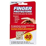 Acu-Life Finger and Toes Cots | Rubber | 40 Count | Assorted Sizes