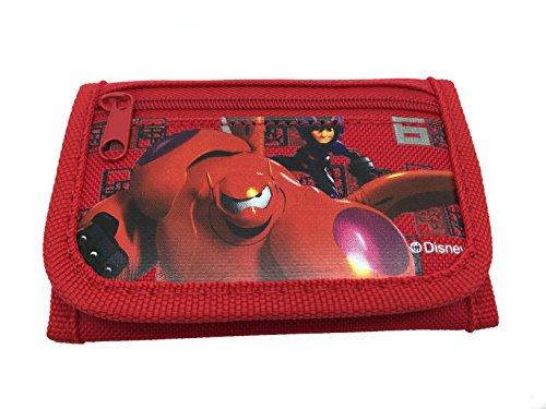 Disney Big Hero 6 Bay Max and Hero Brand New 2014 Tri Fold