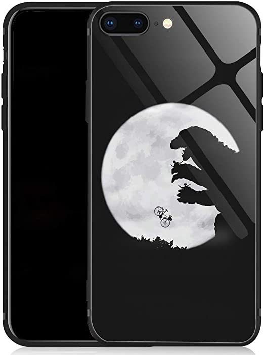 TPU Phone Case Cover for Apple iPhone SE 2020,78,Dinosaur5 Print,Designed in USA