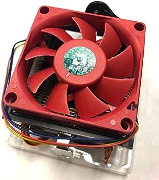 AMD Enfriador con disipador de calor de aluminio y tubos de calor ...