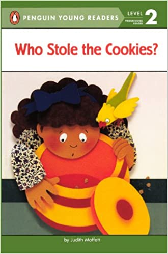 Who Stole The Cookies? (Turtleback School & Library Binding Edition) (All Aboard Reading: Level 1)