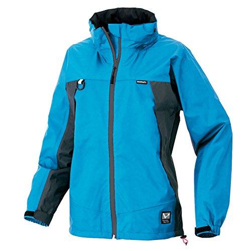 アイトス AITOZ  全天候型レディースジャケット AZ56312 006 ブルー×チャコール 9号 B01LE8KY4S 9号|ブルー×チャコール ブルー×チャコール 9号
