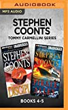 img - for Stephen Coonts Tommy Carmellini Series: Books 4-5: The Disciple & Pirate Alley book / textbook / text book