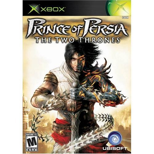 Prince of Persia: The Two Thrones (Renewed)