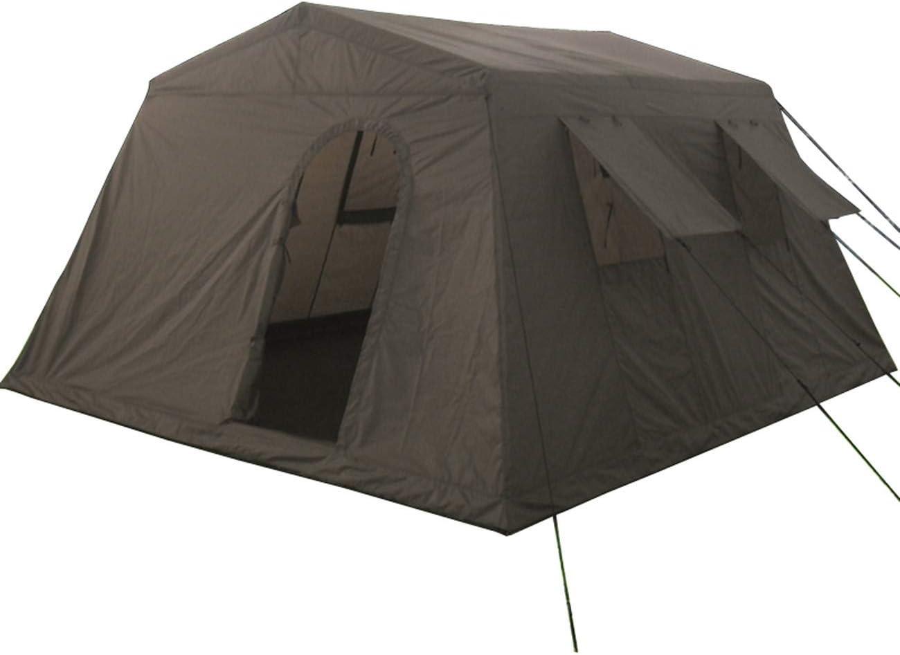 6-Mann Zelt Camping Military    -NEU Armeezelt woodland Outdoor