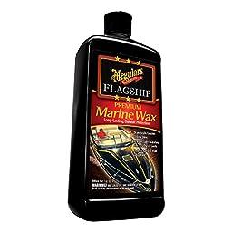 Meguiar\'s M6332 Flagship Premium Marine Wax - 32 oz.