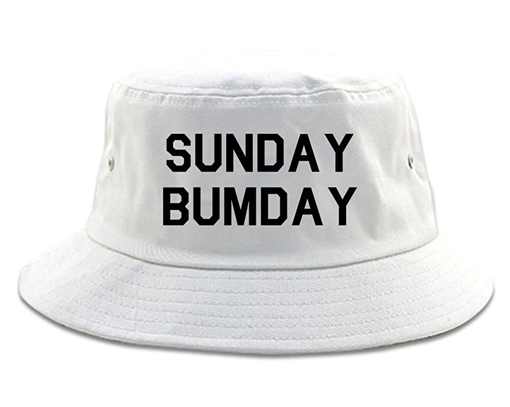 FASHIONISGREAT Sunday Bumday Laundry Bucket Hat