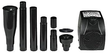 Amazon Com Ponicspump Pp12005k Mini Fountain Pump Kit With 120