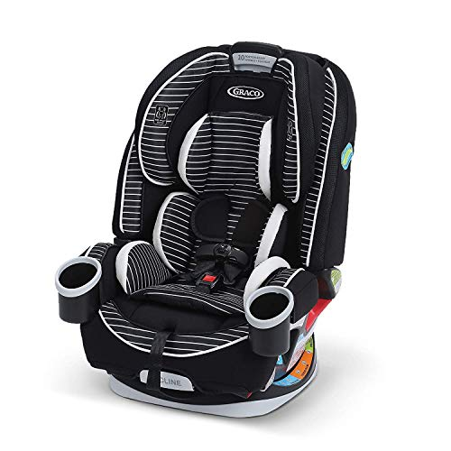 Graco 4Ever 4-in-1 Convertible Car Seat, Studio (Best Car Seat For Infant Through Toddler)