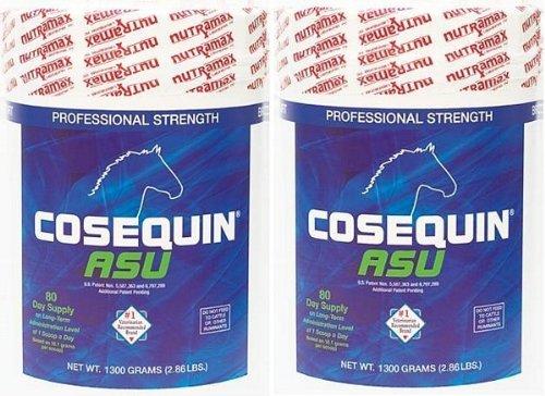 Nutramax Cosequin Equine ASU 2640 gram (2 x 1320g)