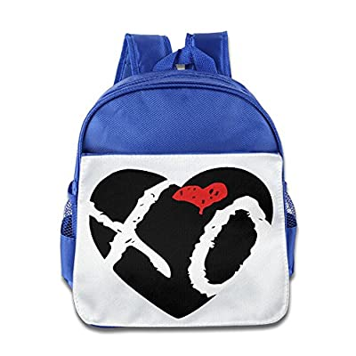 The Weeknd Xo Unisex Stylish Lunch Bag School Bag