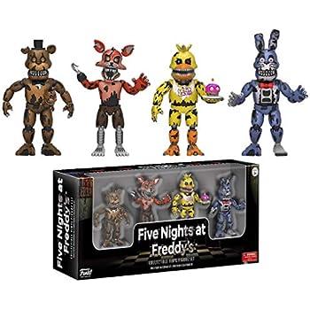 Amazon com: Funko Five Nights at Freddy's 4 Figure Pack(1