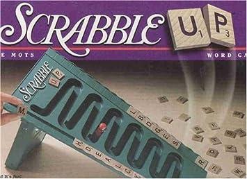 Scrabble Up by Board Games - Assorted Milton Bradley: Amazon.es: Juguetes y juegos