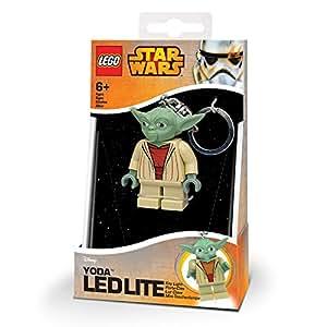 LEGO Star Wars - Yoda LED Keychain Flashlight