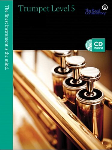 Download BT5 - Royal Conservatory Trumpet Series: Trumpet Repertoire Level 5 PDF