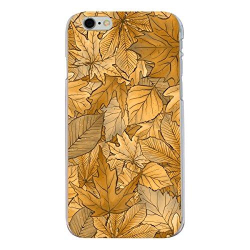 """Disagu SF-sdi-4337_1188#zub_cc6149 Design Schutzhülle für Apple iPhone 6S Plus - Motiv """"Herbstblätter_sepia"""""""