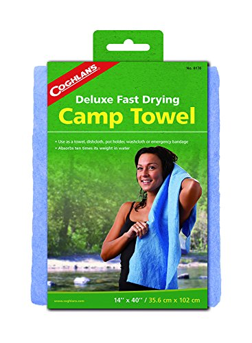 (Coghlan's Deluxe Camp Towel, 40 x 14-Inches)