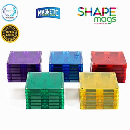 Winning Magnetic Stick Stack SQUARES