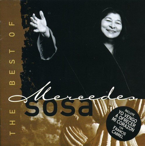 Best of Mercedes Sosa by Universal Int'L