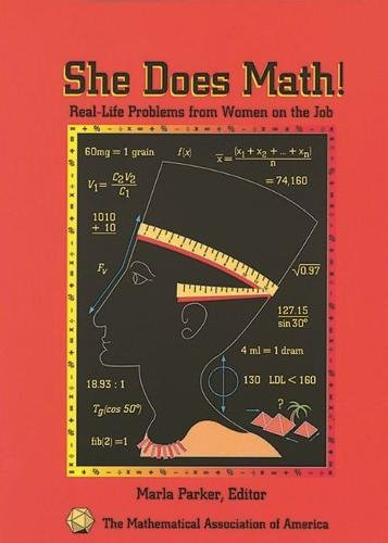 She Does Math! (Classroom Resource Materials)