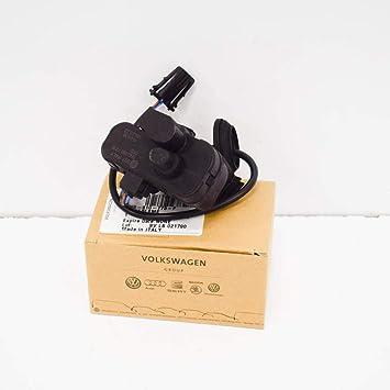Original Volkswagen Golf 5 6 TIGUAN 5 N Stell Element Motor de nivelación para depósito Tapa 5 N0810773 F: Amazon.es: Coche y moto