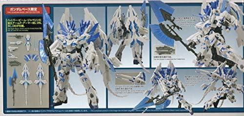 Bandai Hg 1 144 The Gundam Base Limited Unicorn Gundam Perfectibility Destroy Mode Amazon Sg Toys Games