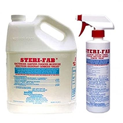 Amazon Com Steri Fab Bed Bug Spray Kit Bedbugs Killer Spray Sofa