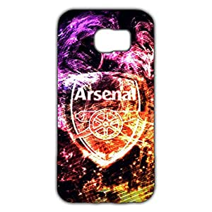 Best Design FC Arsenal Football Club Phone Case Cover For Samsung Galaxy S6 3D Plastic Phone Case