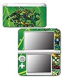 Teenage Mutant Ninja Turtles TMNT Leonardo Splinter Cartoon Video Game Vinyl Decal Skin Sticker Cover for Original Nintendo 3DS XL System