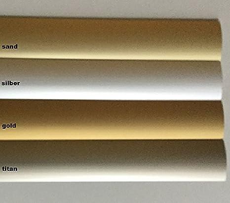 selbstklebend sand 30mm 200cm /Übergangsschiene gew/ölbt