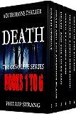 The DI Tremayne Thriller Series