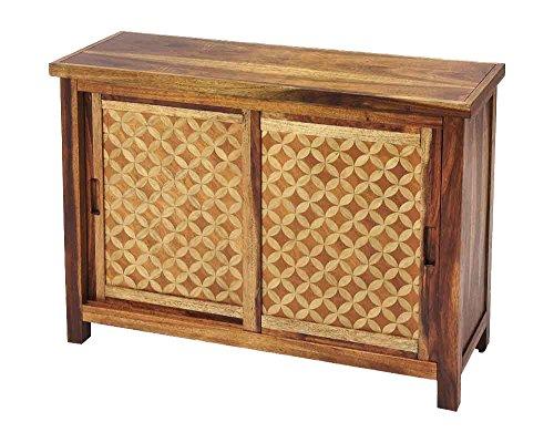 Offex Butler Loft Wooden Console Cabinet