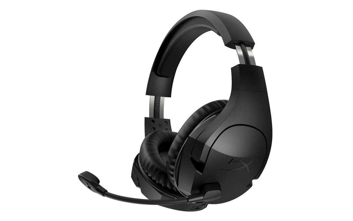 HyperX HX-HSCSW2-BK/WW Cloud Stinger Wireless - Gaming Headset for PC