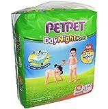 PetPet DayNight Pants Mega Pack, XL, Carton, 56ct (Pack of 3) (Packaging may vary)