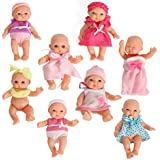 Mommy & Me Doll Collection Set of 8...