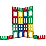 Magnetic Stick N Stack 8 piece 3x3'' Windows