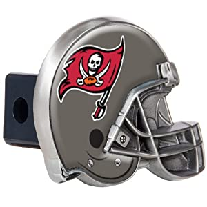 NFL Racks/Futons Metal Helmet Trailer Hitch Cover