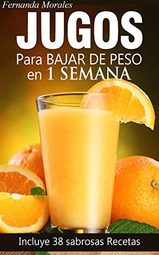 jugos para adelgazar rapidamente spanish