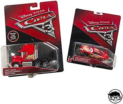 Pack Rayo Mcqueen Cars 3 y Mack de Cars 3: Amazon.es: Juguetes y juegos